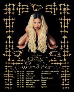 Tommy Genesis at Village Underground on Wednesday 4th May 2022