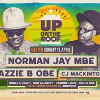 Norman Jay & Jazzie B at Prince of Wales on Sunday 12th April 2020