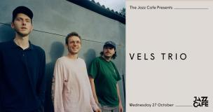 Vels Trio at Colours Hoxton on Wednesday 27th October 2021