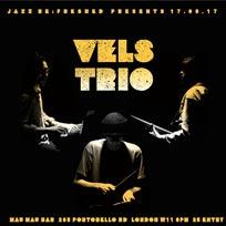 Vels Trio at Mau Mau Bar on Thursday 17th August 2017