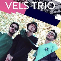 Vels Trio at Pickle Factory on Thursday 10th October 2019