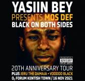 Yasiin Bey at The Forum on Tuesday 16th November 2021