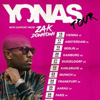 Yonas at Cargo on Monday 27th January 2020