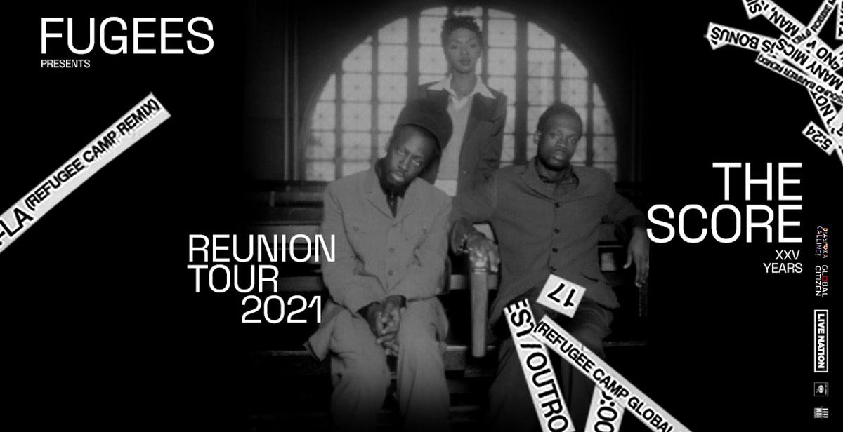 Fugees Reunion Tour London