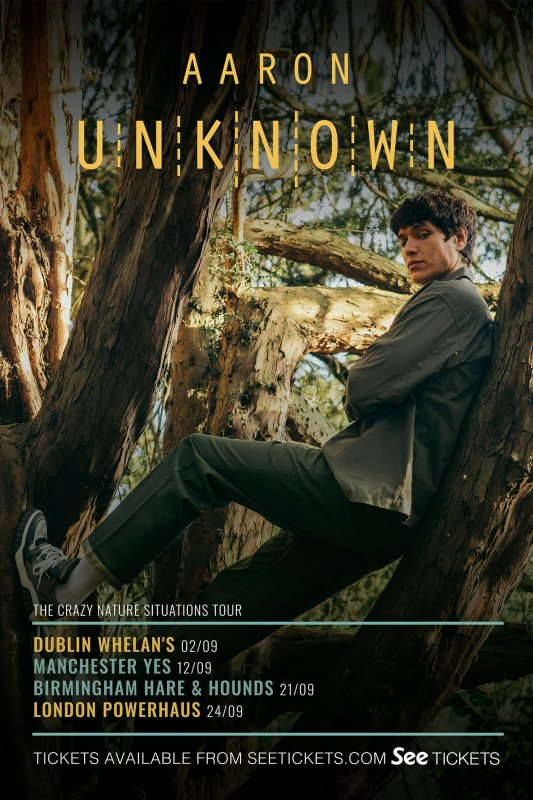 Aaron Unknown at PowerHaus on Fri 24th September 2021 Flyer