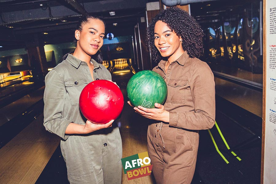 Afrobowl at Bloomsbury Bowl on Fri 20th March 2020 Flyer