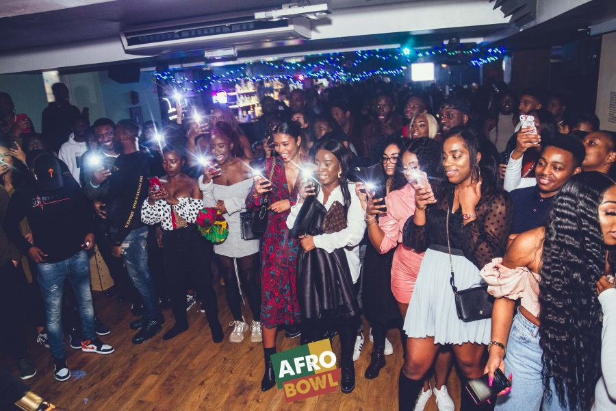 Afrobowl x Kida Kudz Live PA at Bloomsbury Bowl on Fri 15th May 2020 Flyer