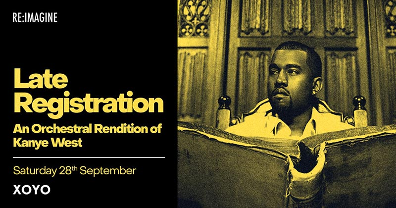 Late Registraion at XOYO on Sat 28th September 2019 Flyer