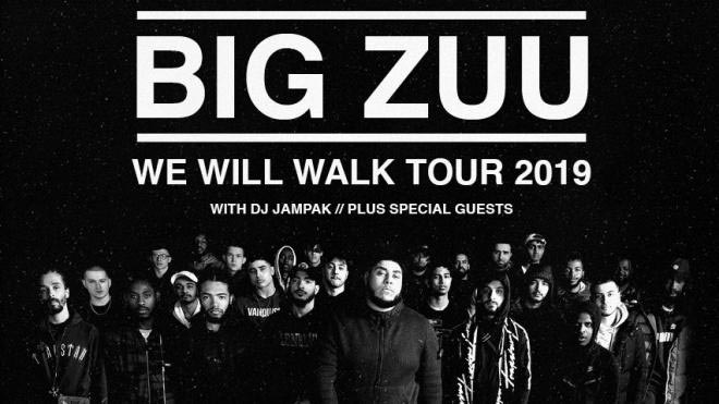 Big Zuu at The Roundhouse on Tue 15th October 2019 Flyer