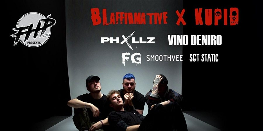 BLaffirmative x Kupid at Brixton Jamm on Sat 29th February 2020 Flyer