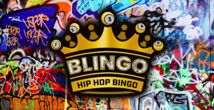 Blingo - Hip Hop Bingo at FEST Camden on Fri 1st May 2020 Flyer