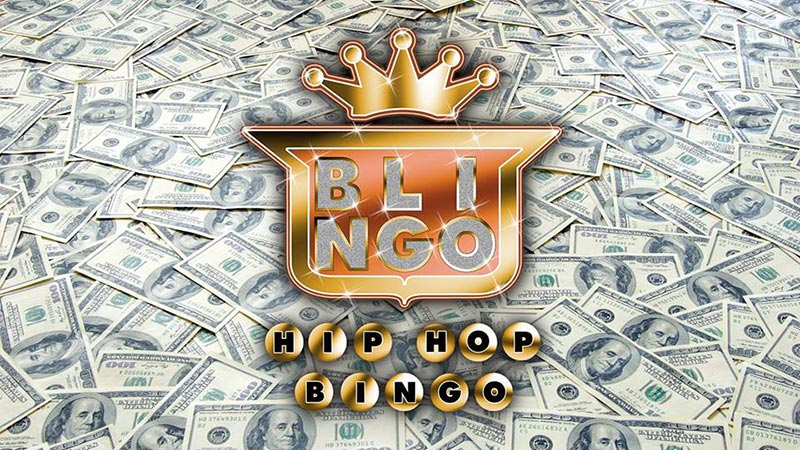 Blingo: Hip Hop Bingo at Infernos on Fri 13th December 2019 Flyer