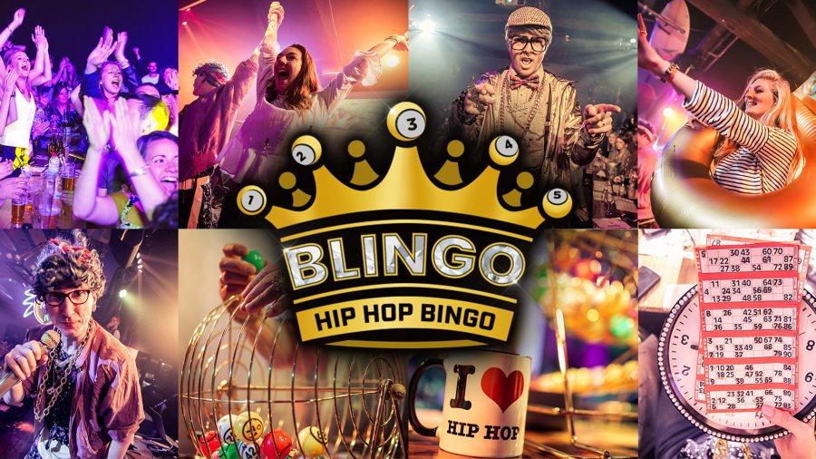 Blingo at Infernos on Fri 3rd December 2021 Flyer