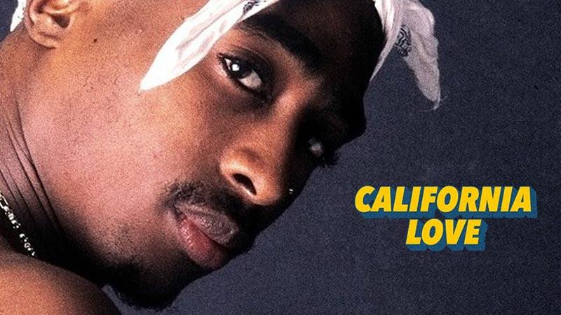 California Love at Big Chill Bar on Sat 28th September 2019 Flyer