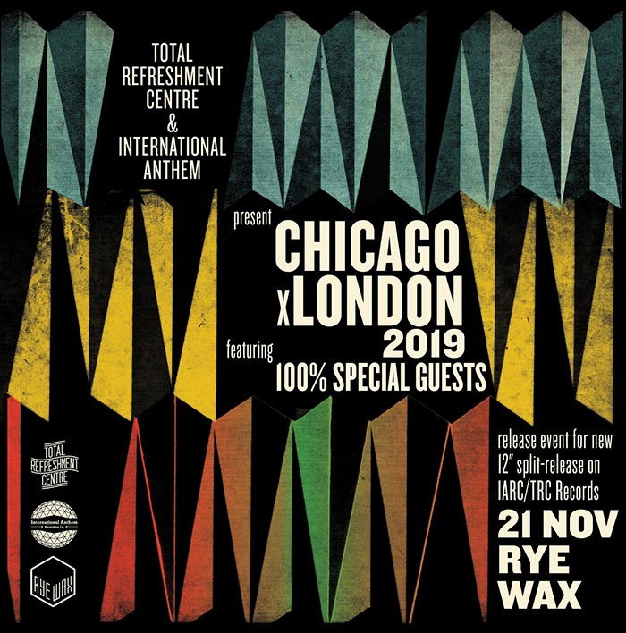 100% Special Guests at Rye Wax on Thu 21st November 2019 Flyer