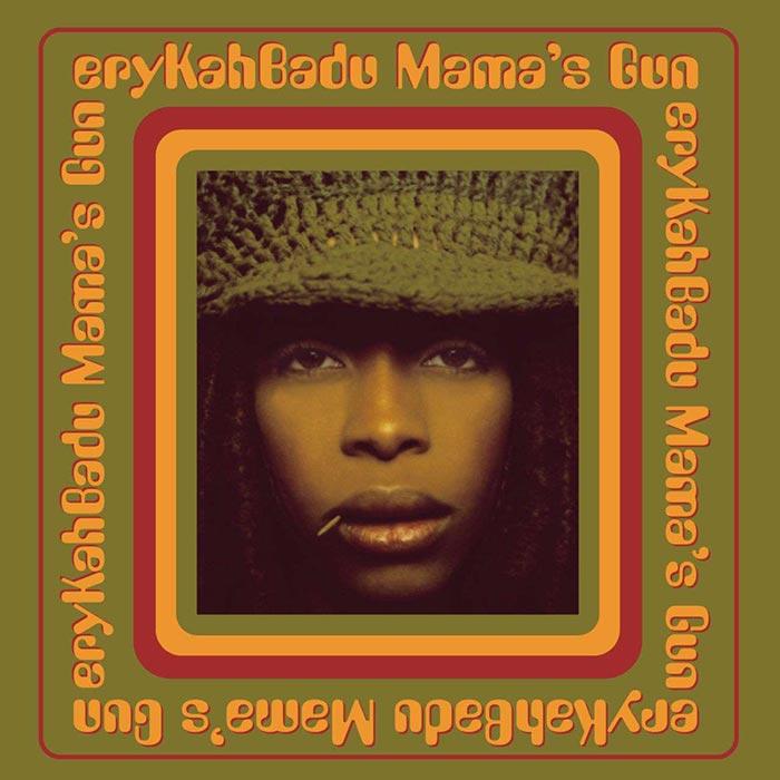 Erykah Badu Mamas Gun at Brilliant Corners on Sun 19th January 2020 Flyer