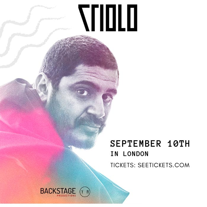 Criolo at Islington Assembly Hall on Tue 10th September 2019 Flyer