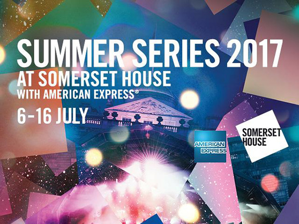 Damian Marley at Somerset House on Fri 7th July 2017 Flyer