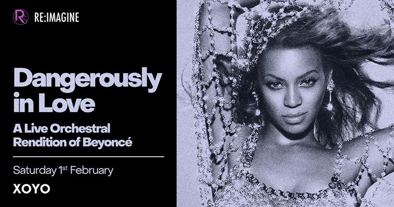 Dangerously In Love at XOYO on Sat 1st February 2020 Flyer
