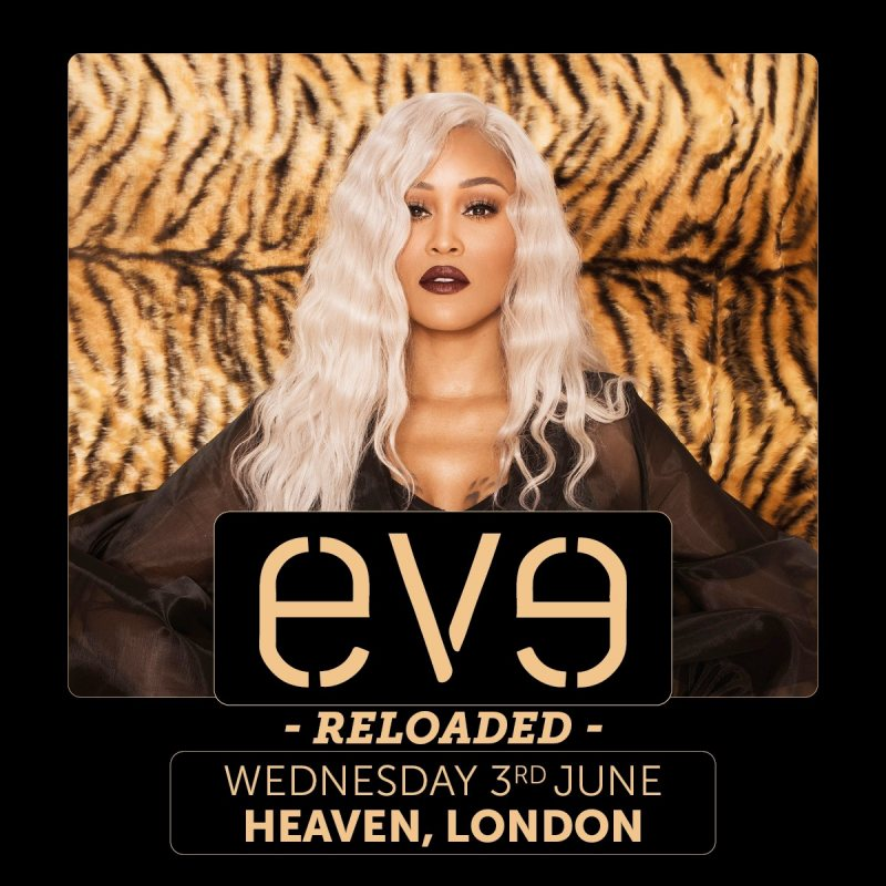 Eve at Heaven on Wed 3rd June 2020 Flyer