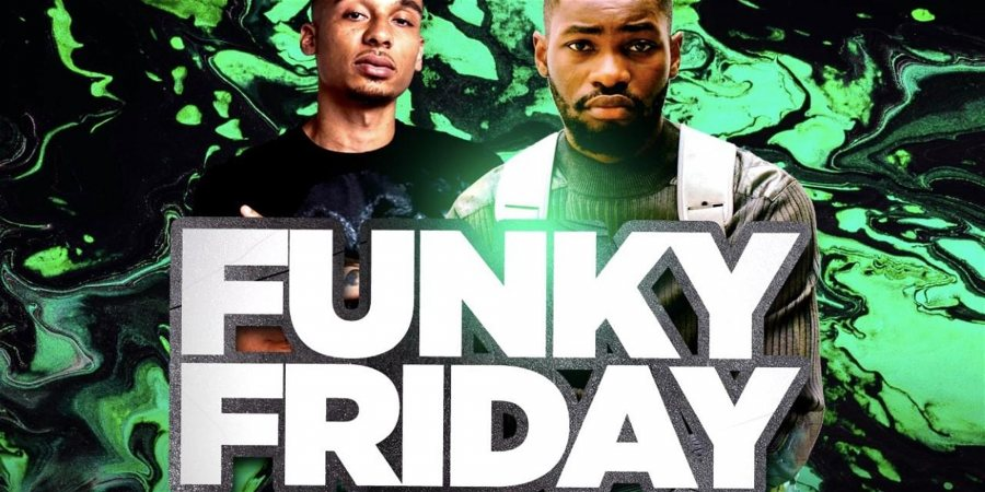 Funky Friday at Concrete on Fri 21st February 2020 Flyer