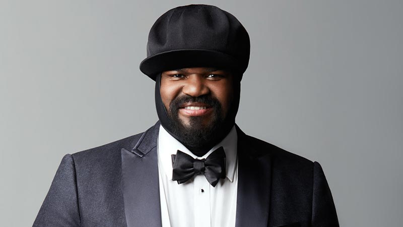 Gregory Porter at Royal Albert Hall on Tue 19th May 2020 Flyer