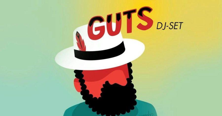 GUTS (DJ Set) at Jazz Cafe on Sat 16th October 2021 Flyer
