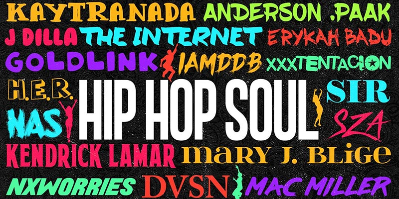 Hip Hop SOUL at Junction House on Sat 15th June 2019 Flyer