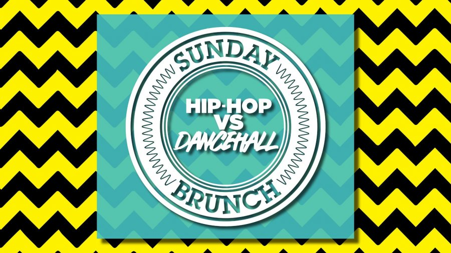 Hip-Hop vs Dancehall - Sunday Brunch at Trapeze on Sun 25th October 2020 Flyer
