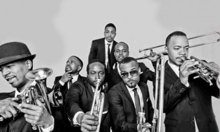Hypnotic Brass Ensemble  at Jazz Cafe on Wed 3rd June 2020 Flyer