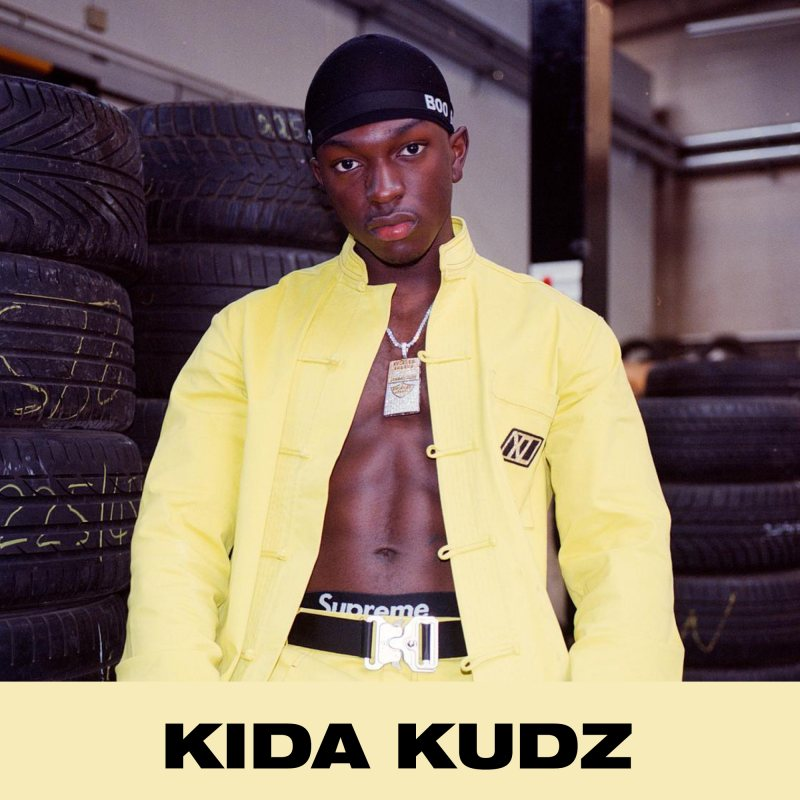 Kida Kudz at Islington Academy on Fri 20th March 2020 Flyer