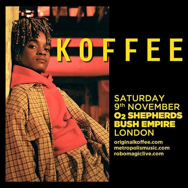 Koffee at Shepherd