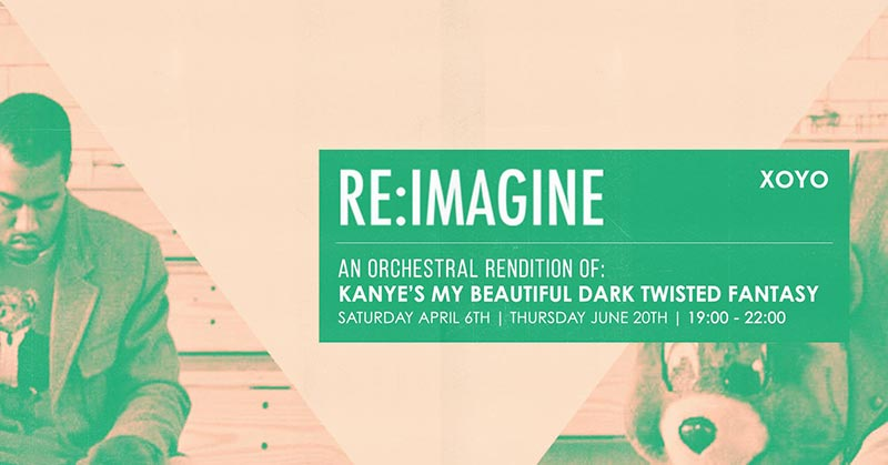 My Beautiful Dark Twisted Fantasy at XOYO on Thu 20th June 2019 Flyer