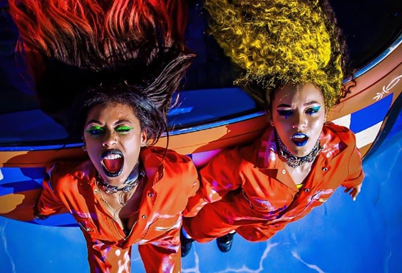 Nova Twins at Colours Hoxton on Thu 6th February 2020 Flyer