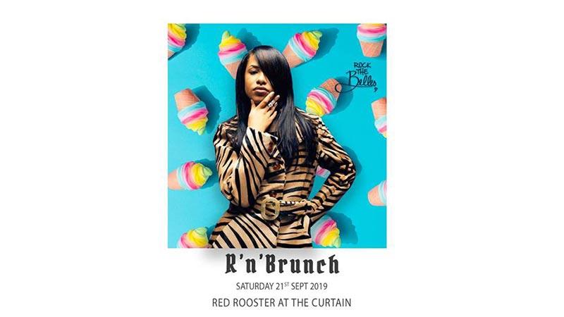 R'n'Brunch at The Curtain on Sat 21st September 2019 Flyer