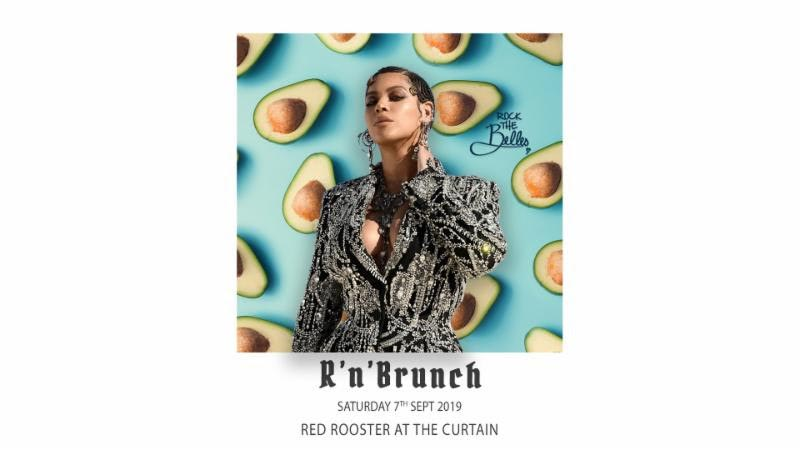 R'n'Brunch at The Curtain on Sat 7th September 2019 Flyer