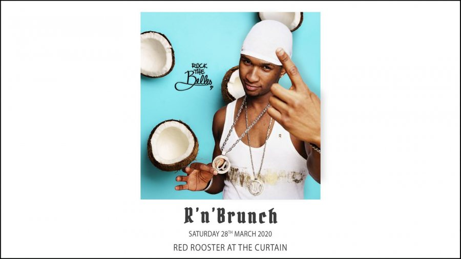 R'n'Brunch at The Curtain on Sat 28th March 2020 Flyer