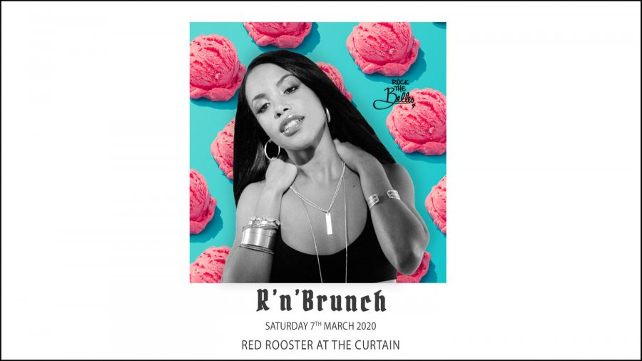 R'n'Brunch at The Curtain on Sat 7th March 2020 Flyer