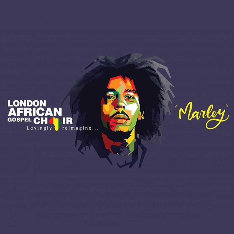 Re-imagine 'Marley' at Jazz Cafe on Mon 2nd Aug 2021