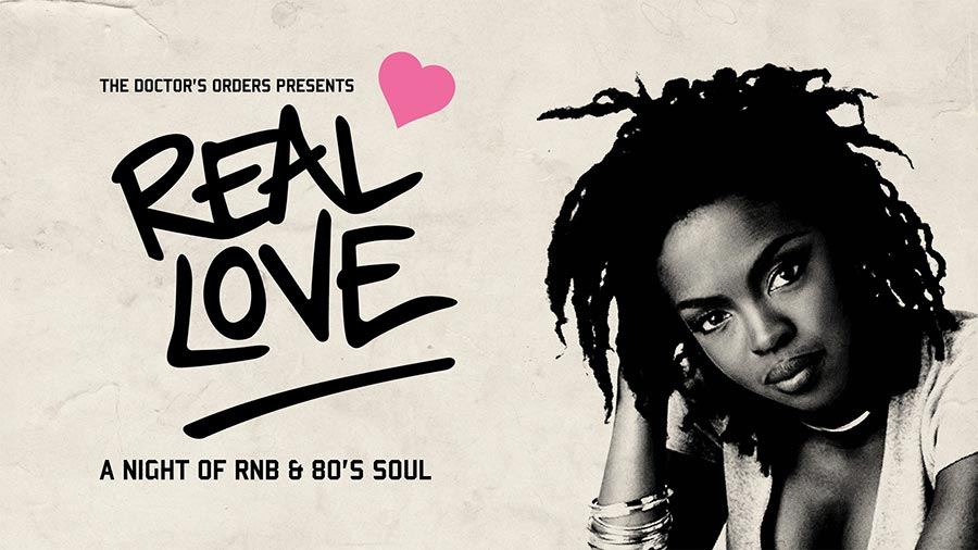 Real Love at Ace Hotel on Sat 8th February 2020 Flyer