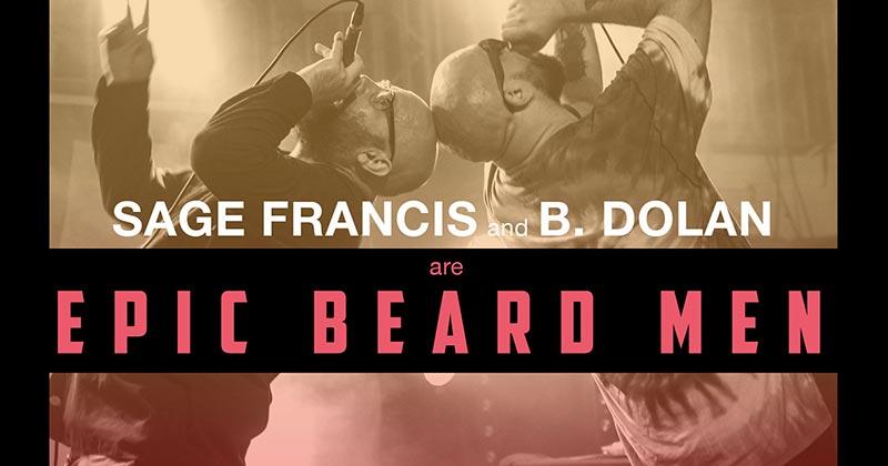 EPic Beard Men at Jazz Cafe on Wed 31st July 2019 Flyer