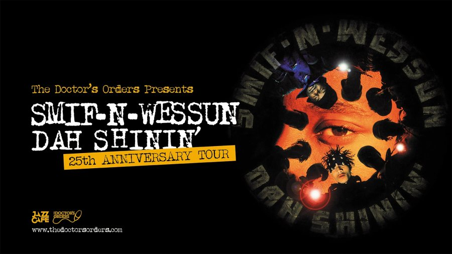 Smif-N-Wessun at Jazz Cafe on Thu 4th November 2021 Flyer