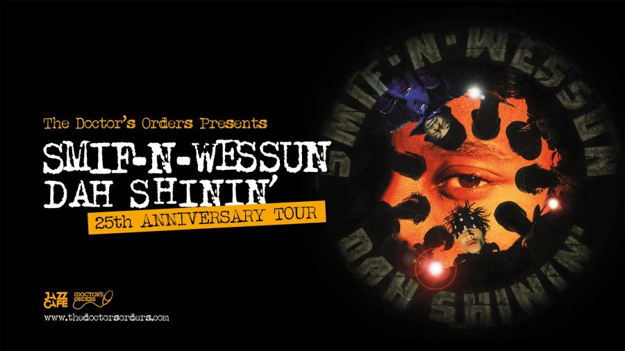 Smif N Wessun at Jazz Cafe on Thu 7th May 2020 Flyer