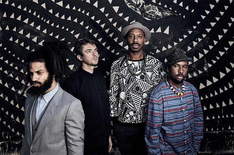 Sons of Kemet at Barbican on Fri 8th May 2020 Flyer