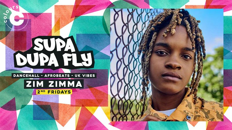 Supa Dupa Fly at Colours Hoxton on Fri 11th October 2019 Flyer