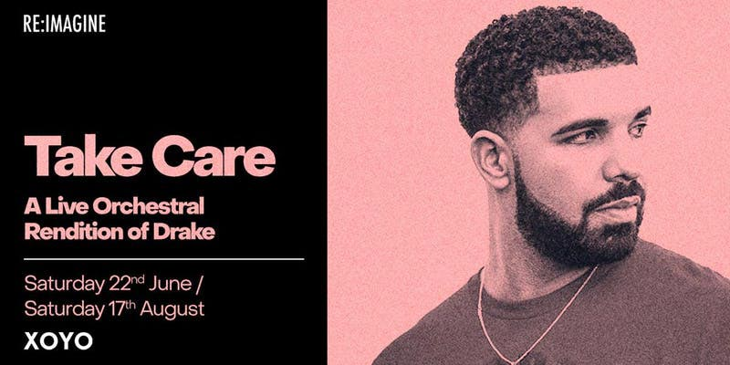 Take Care at XOYO on Sat 17th August 2019 Flyer