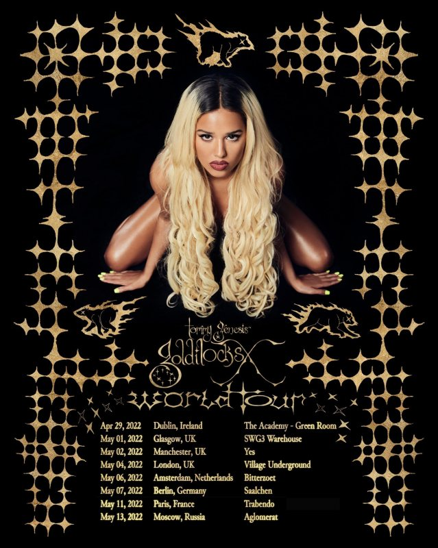 Tommy Genesis at Village Underground on Wed 4th May 2022 Flyer