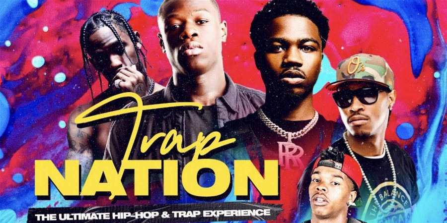 TRAP NATION at Trafik on Sat 7th March 2020 Flyer