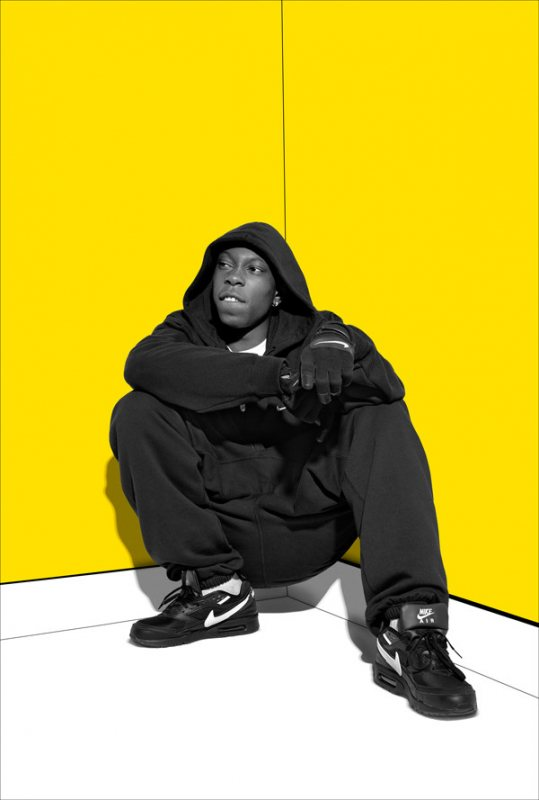 Dizzee Rascal at Colesdale Farm on Sat 22nd August 2020 Flyer
