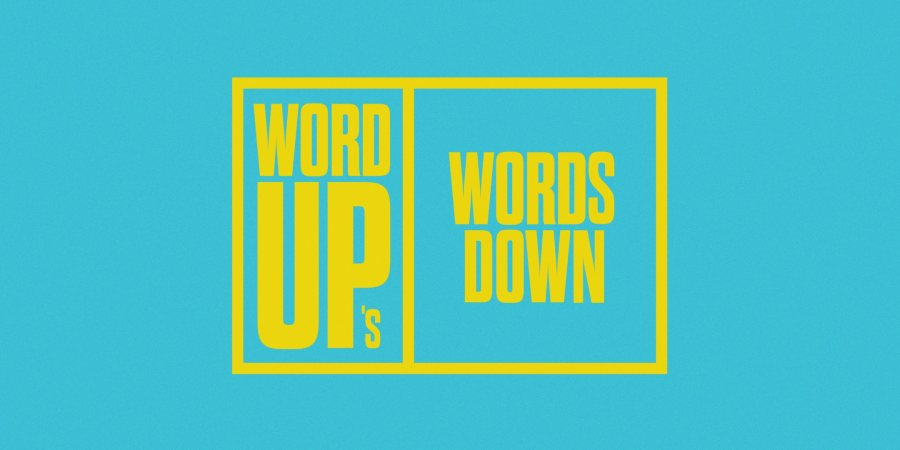 Words Down at Harlesden Library on Mon 6th April 2020 Flyer